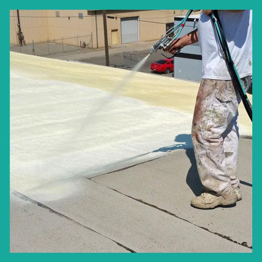 Polyurethane Spray Foam