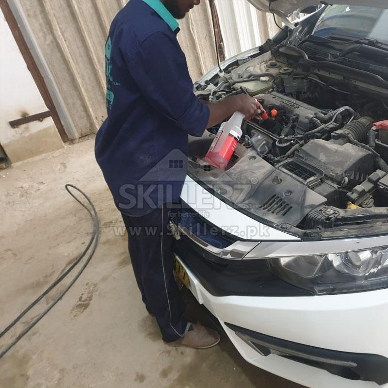 Car Detailing Honda Civic (6)