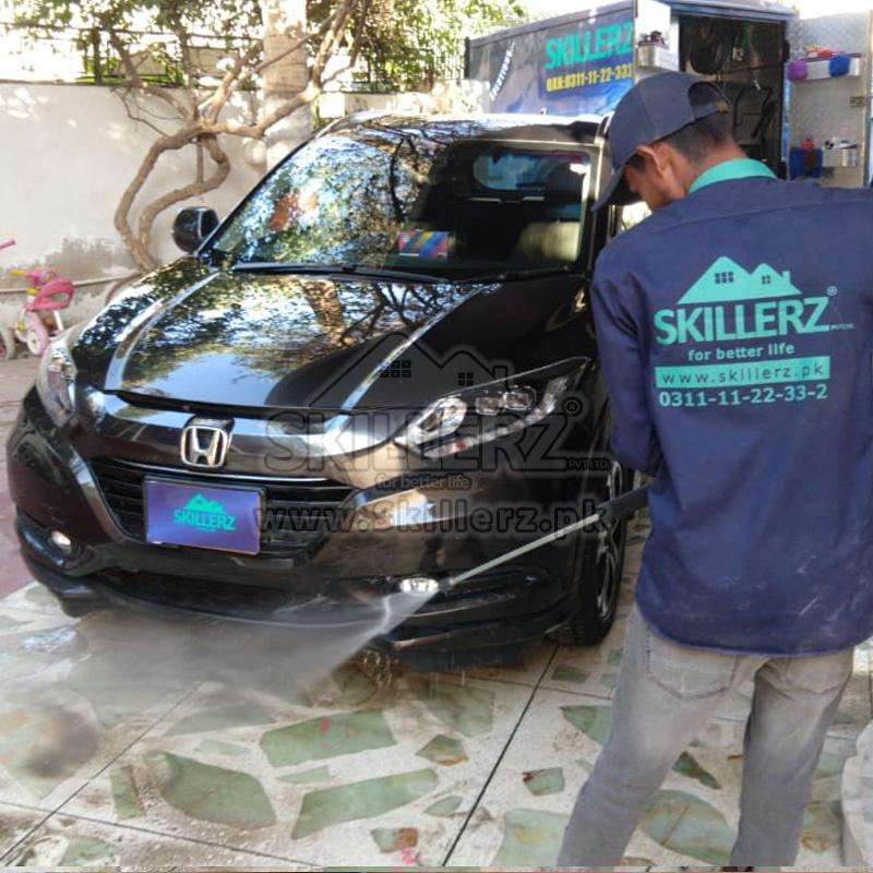 Car Detailing Honda Vezel (9)