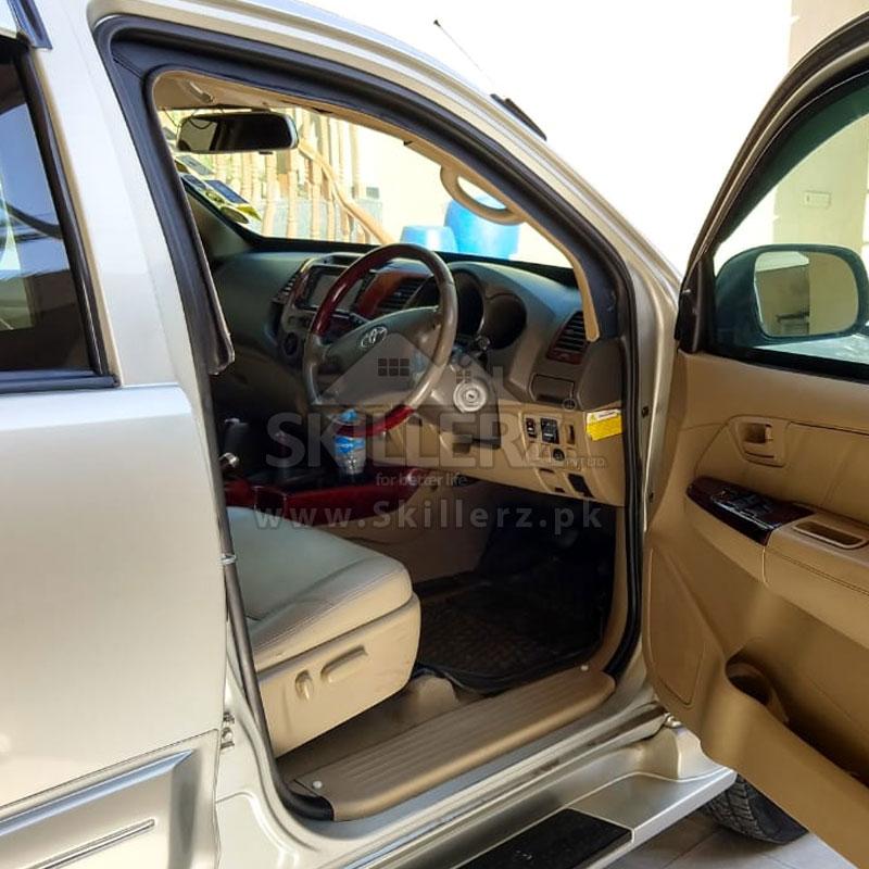 Car Detailing Toyota Hilux (5)
