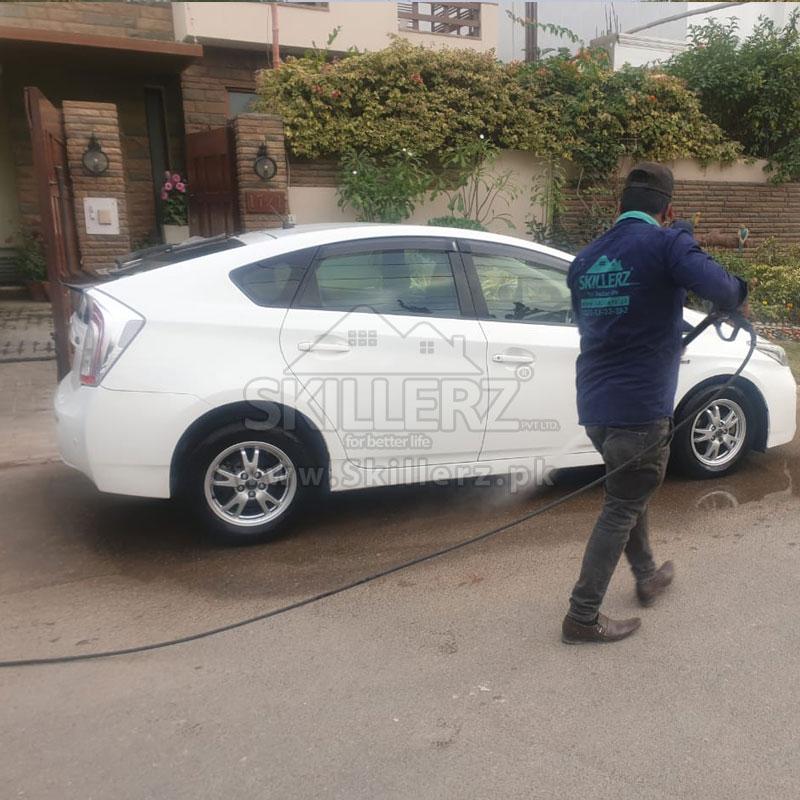 Car Detailing Toyota Prius (9)