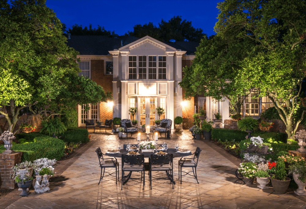 How To Improve Your Outdoor Living With A Lighting Upgrade